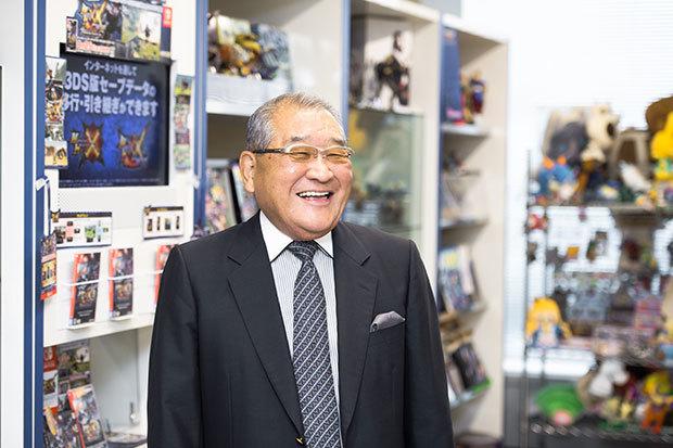 カプコン辻本憲三会長